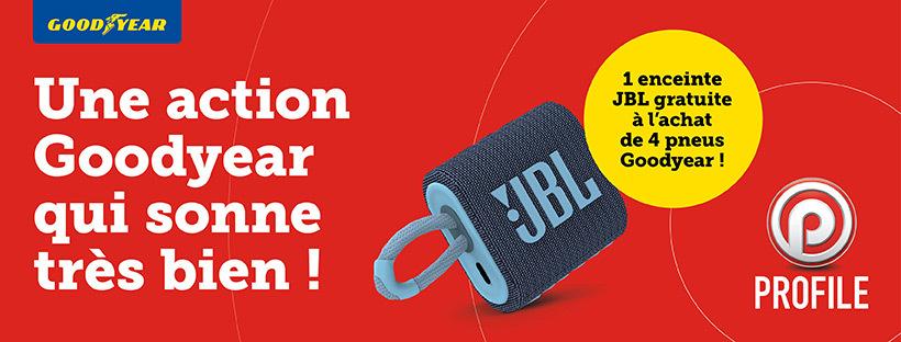 Goodyear action JBL
